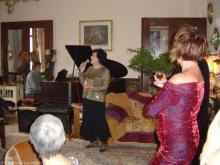Concert de piano privé, piscine, relaxation, jardins